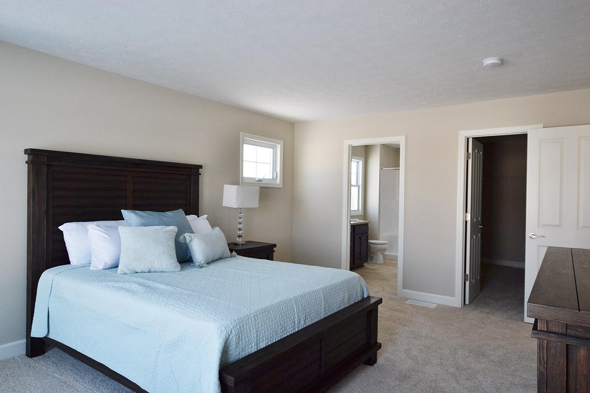 master bedroom 14 Fox Field Lane