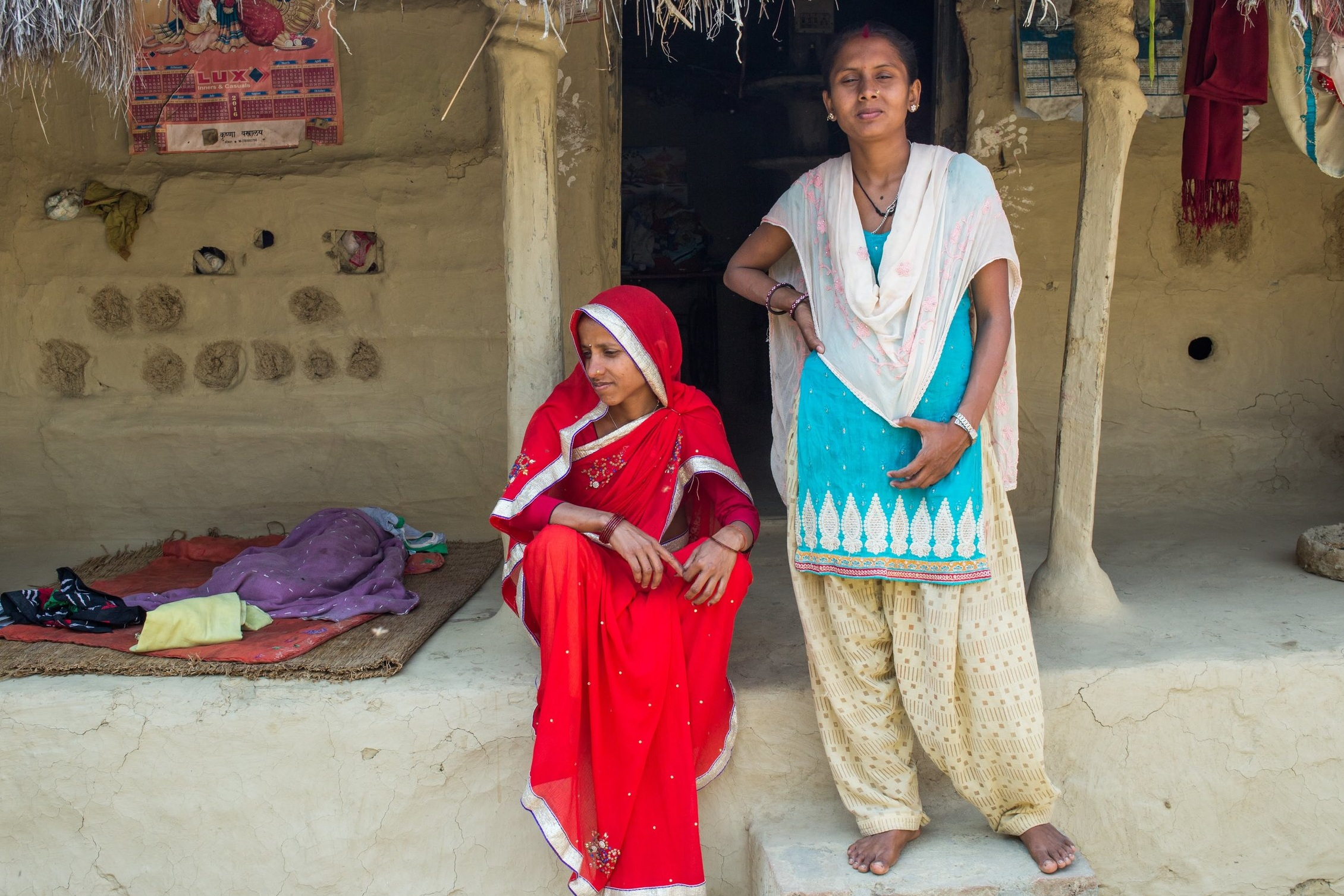 """- """"Though we know some things about menstruation, we did not know for sure. As we played it though, we started realizing how important it was to our life and we were eager to play more games.""""DURGA G.C., AUXILIARY NURSE MIDWIFE"""
