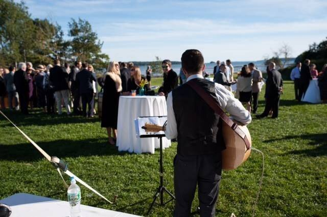 Isaiah Bennett Music Wedding