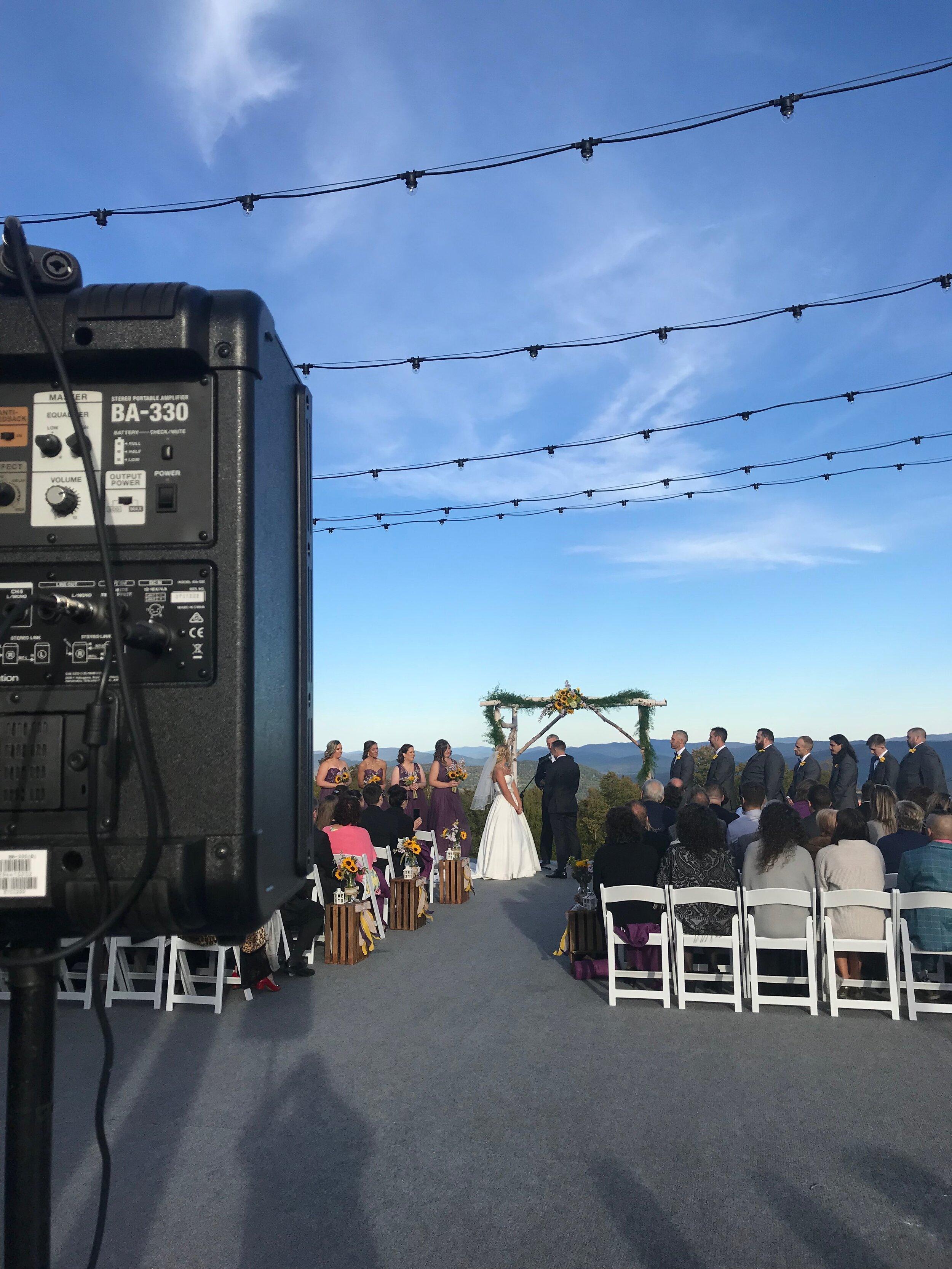 Isaiah Bennett Wedding Music