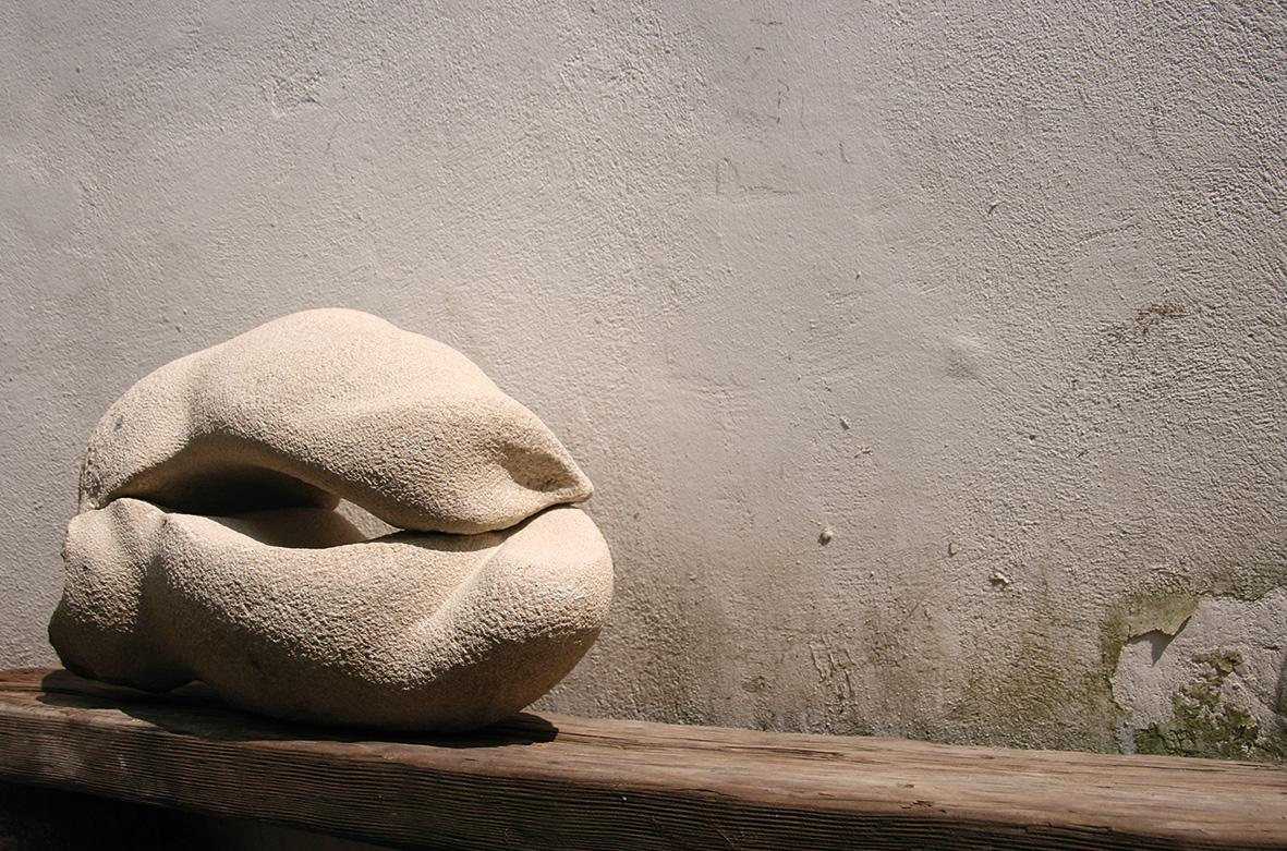 Ebb+Flaw , limestone,  2013