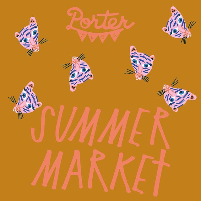 #pfsummer19 reminders:  1. We really appreciate you supporting us and our vendors. You're great 😚😚😚 2. There is a FAQ highlight saved on our profile, but you can DM us any questions you don't see answered on it.  3. Don't forget to enter the Fairgrounds parking lots on Benton Ave. or Raines Ave. and bring $5 *cash* to park on Saturday.  See you there!!