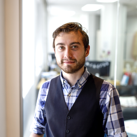 Anthony Servuts-Harrison - Research Intern