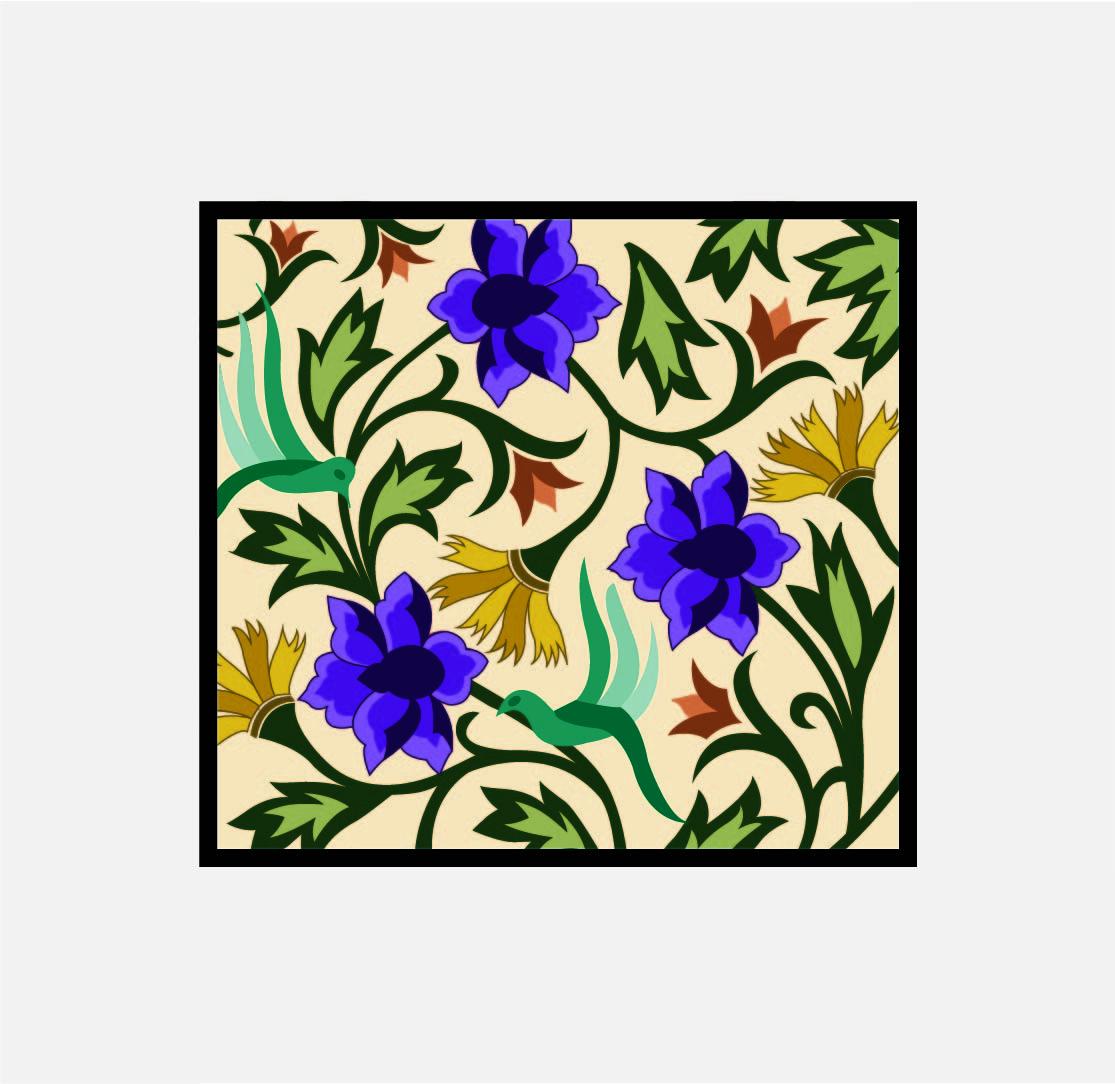 Garden Flowers #1