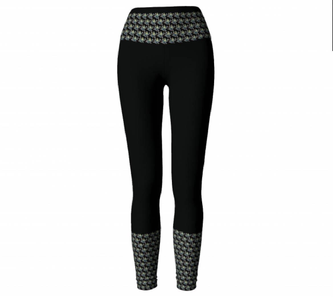 Black Leggings #1          $45