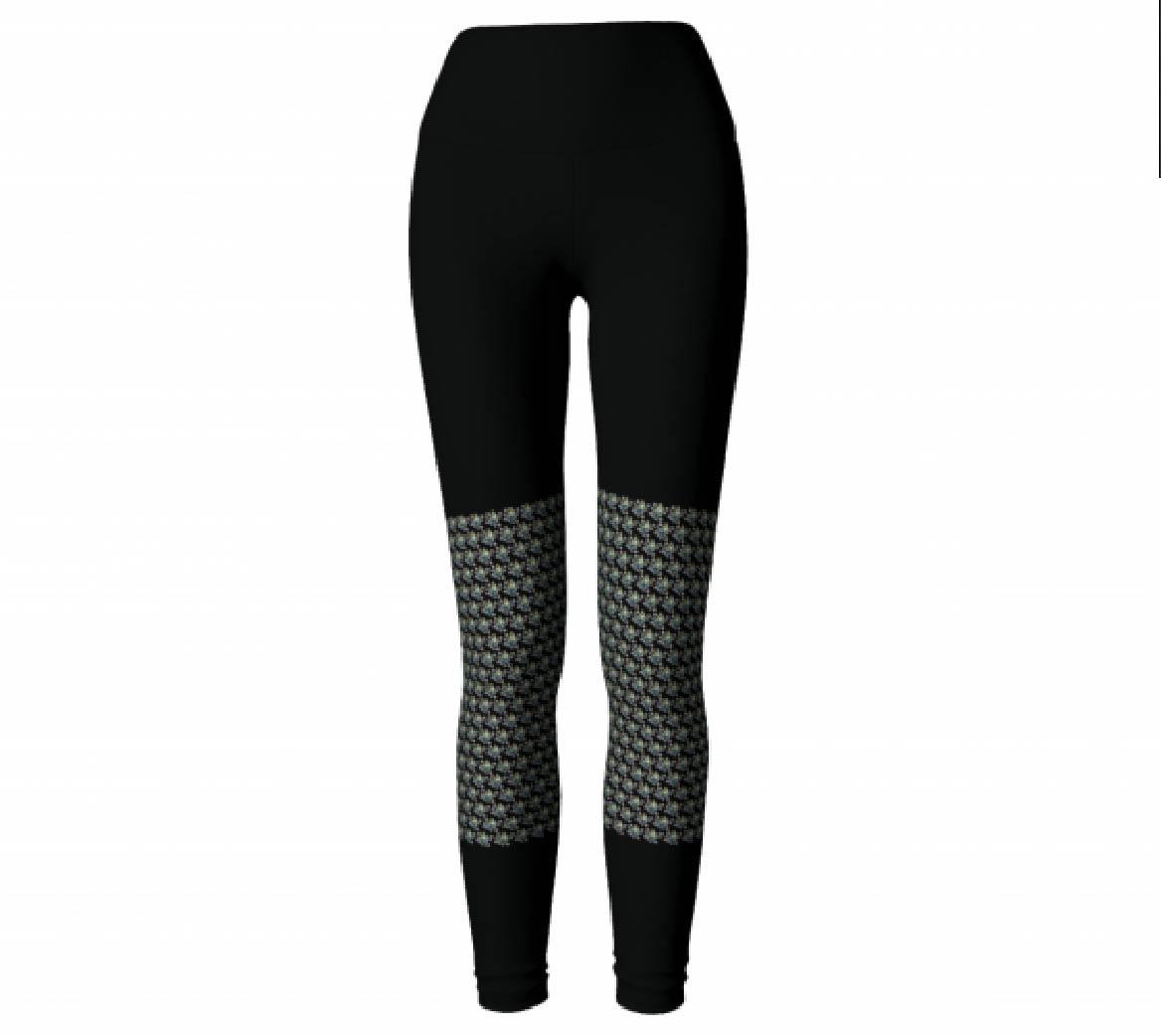Black Leggings #2          $45