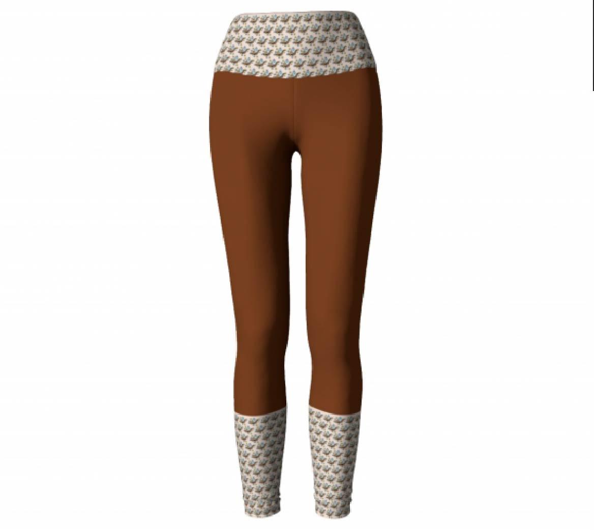 Rust Leggings #1          $45