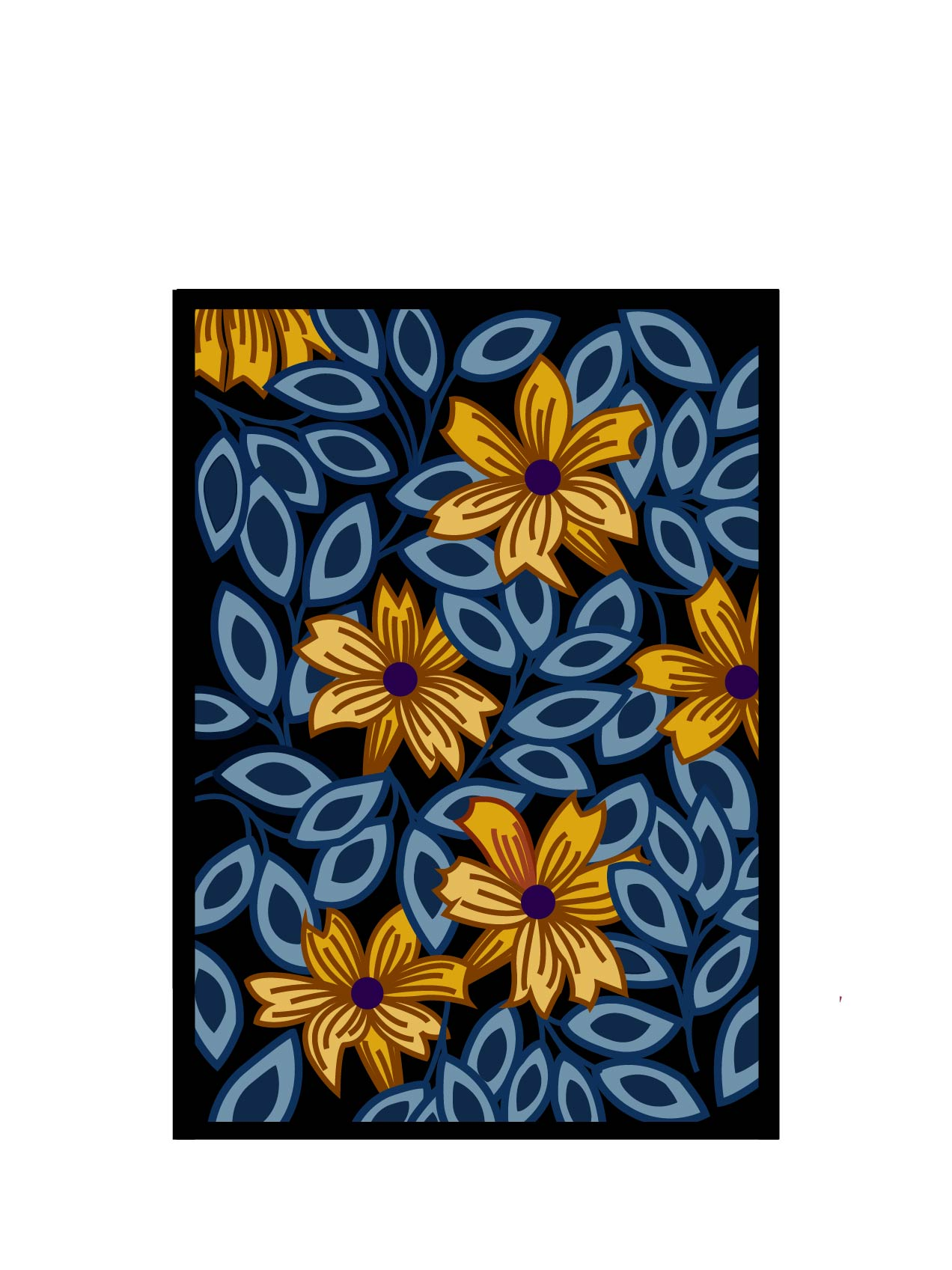 Yellow Flowers #3