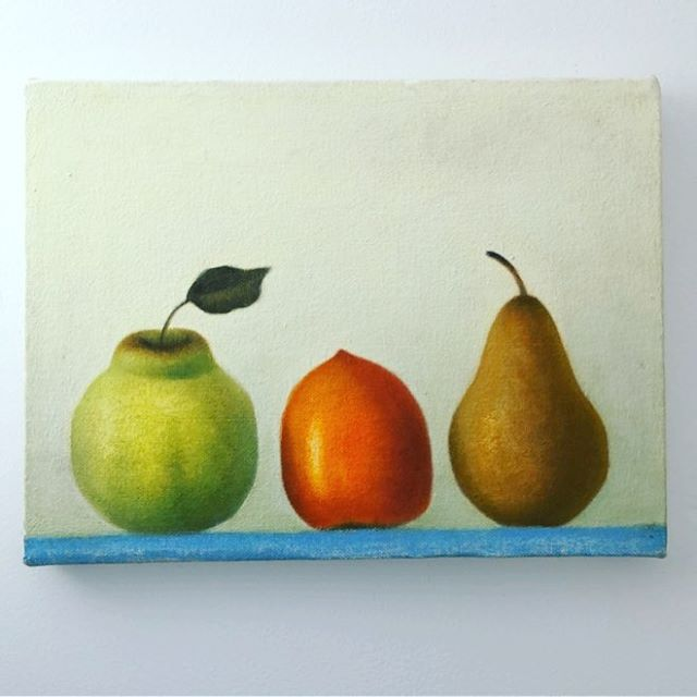 #Fruit #art by Susan Hesse