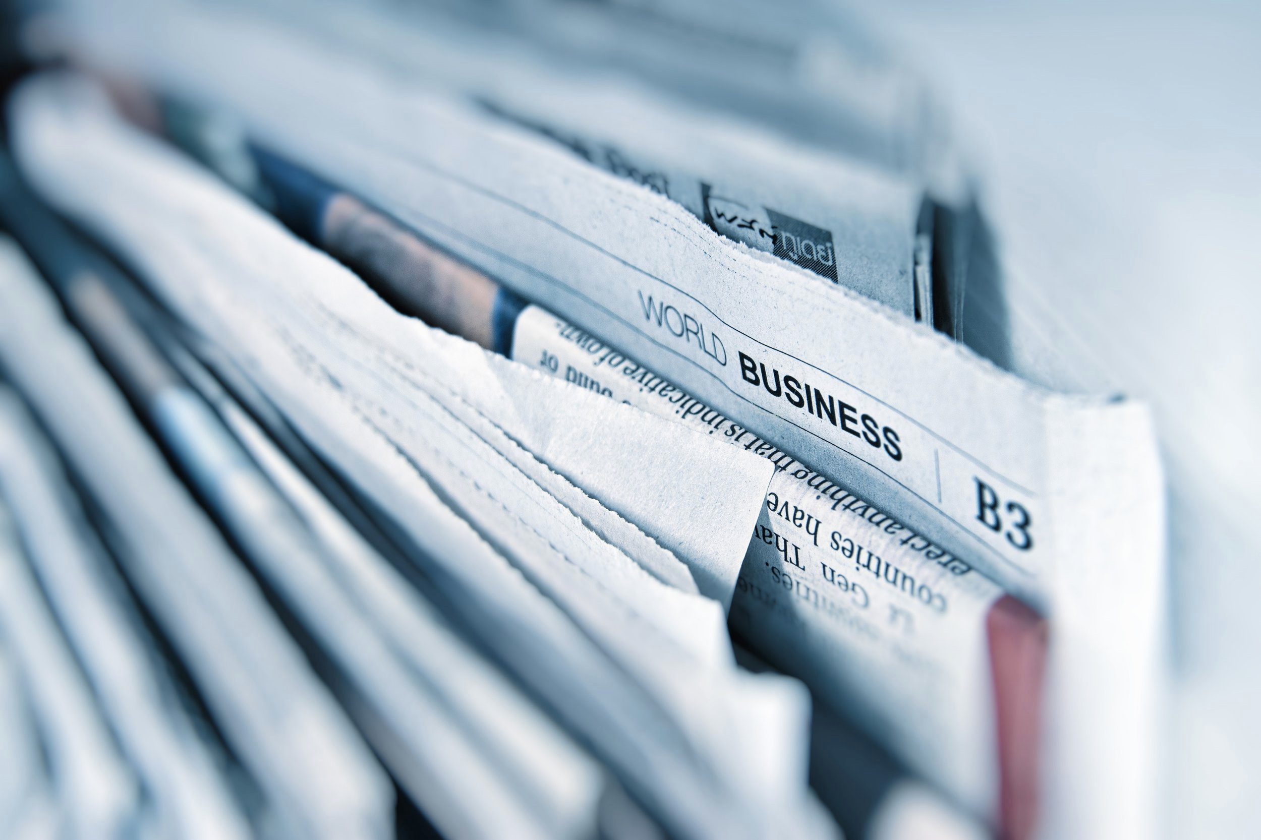 Orders shipped using recycled newspaper and packing material -