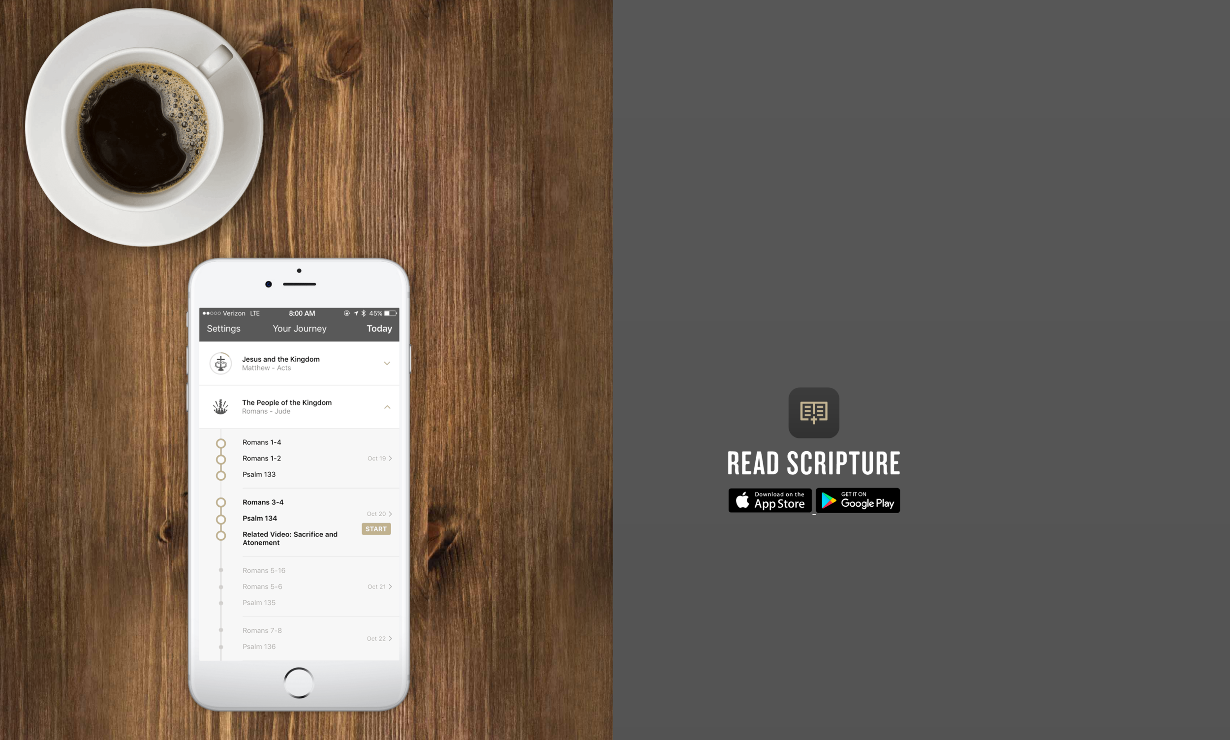 (Click the Photo above to down load the READ SCRIPTURE APP)