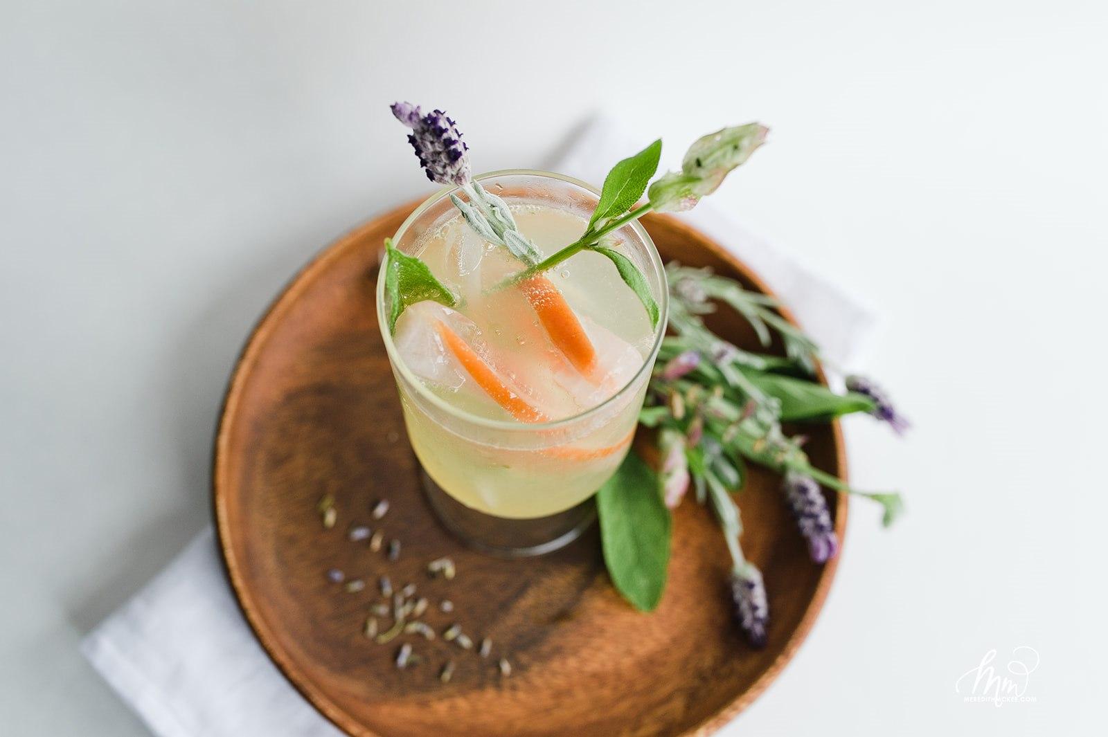 seasonal cocktail bartender