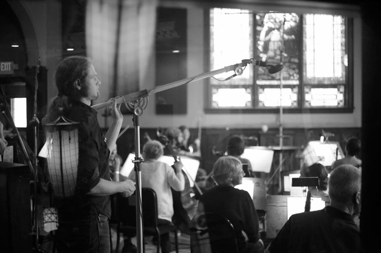 Asheville Symphony Tracking