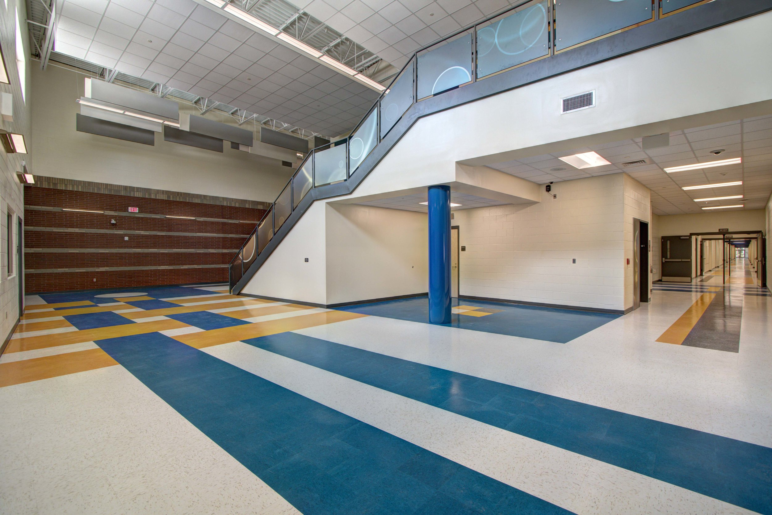 ADW-K-12-Education-Statesville-Road-Elementary-School-Charlotte-NC-Lobby.JPG
