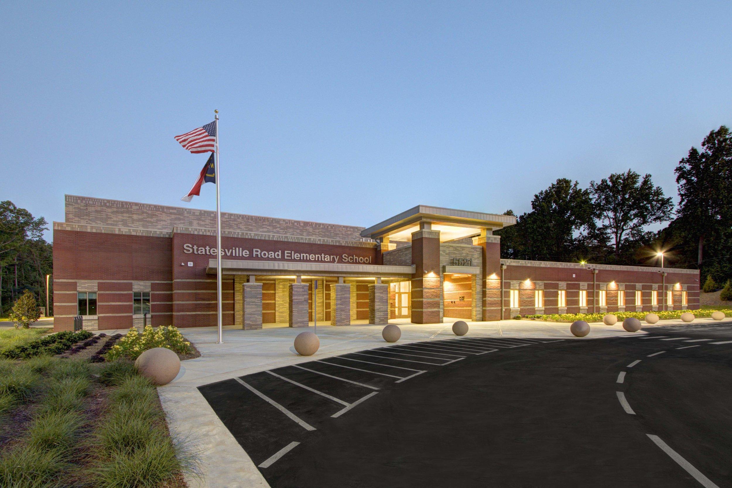 Statesville Road Elementary School-CMS