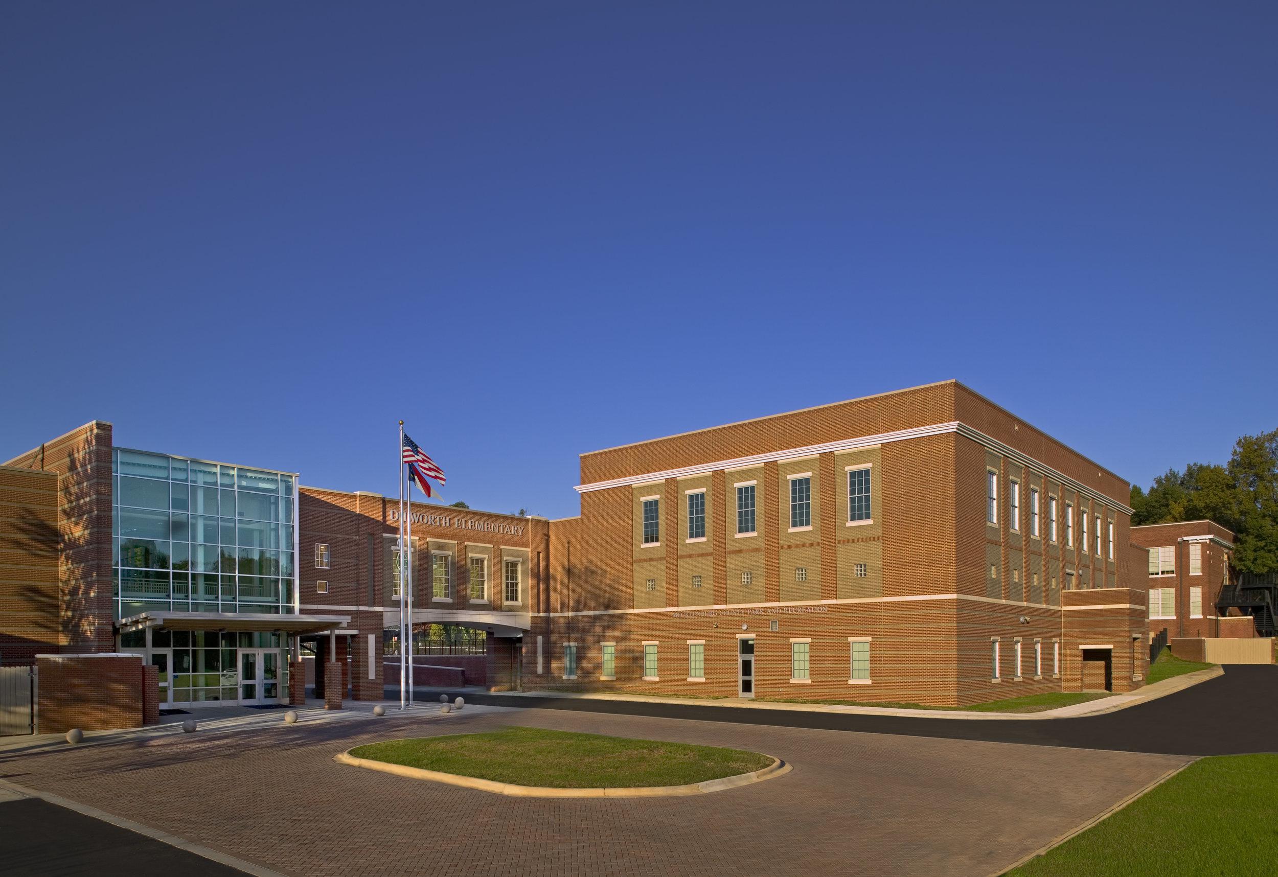 Dilworth Elementary School-CMS