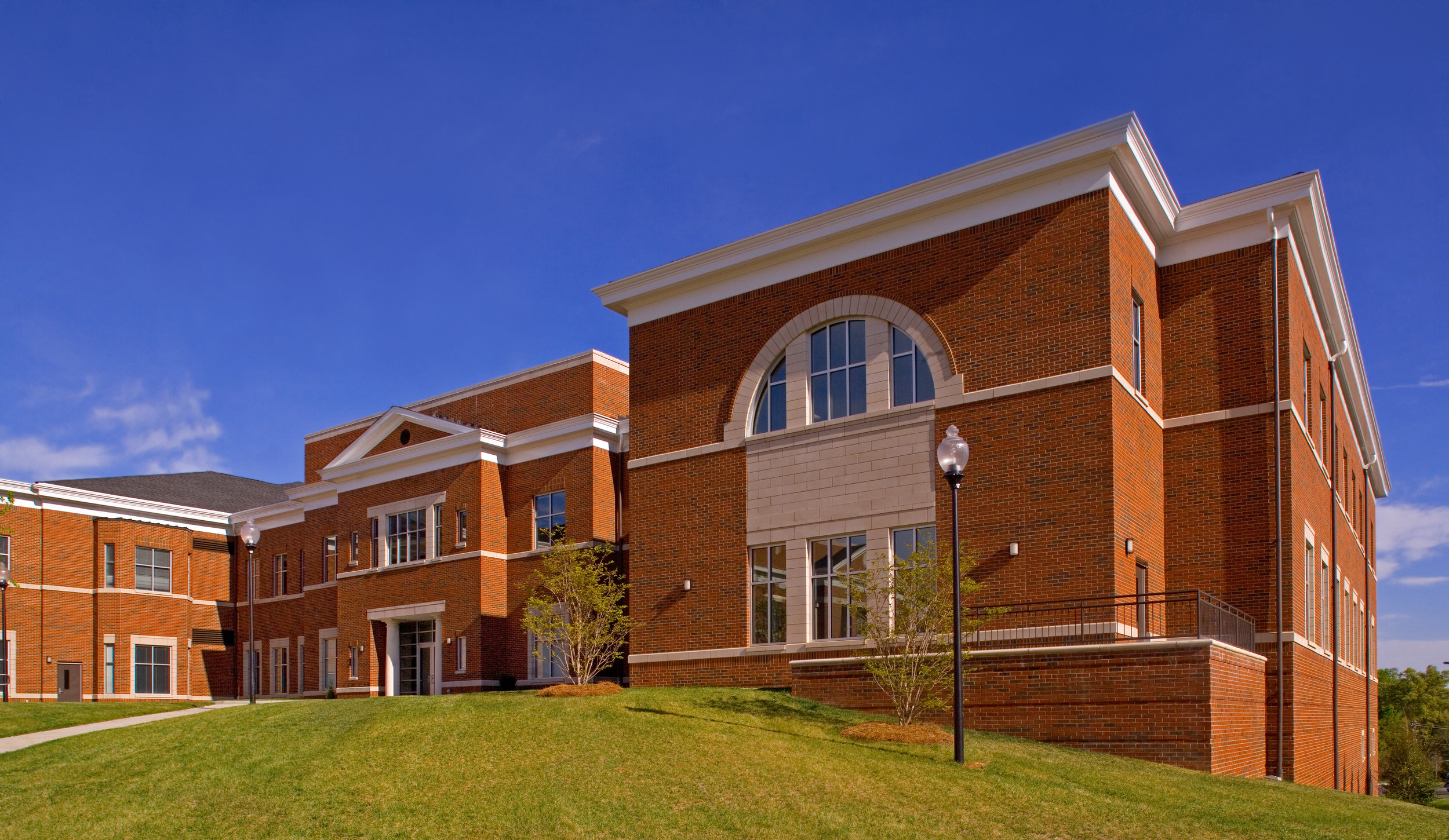 CPCC Cato Campus Phase II