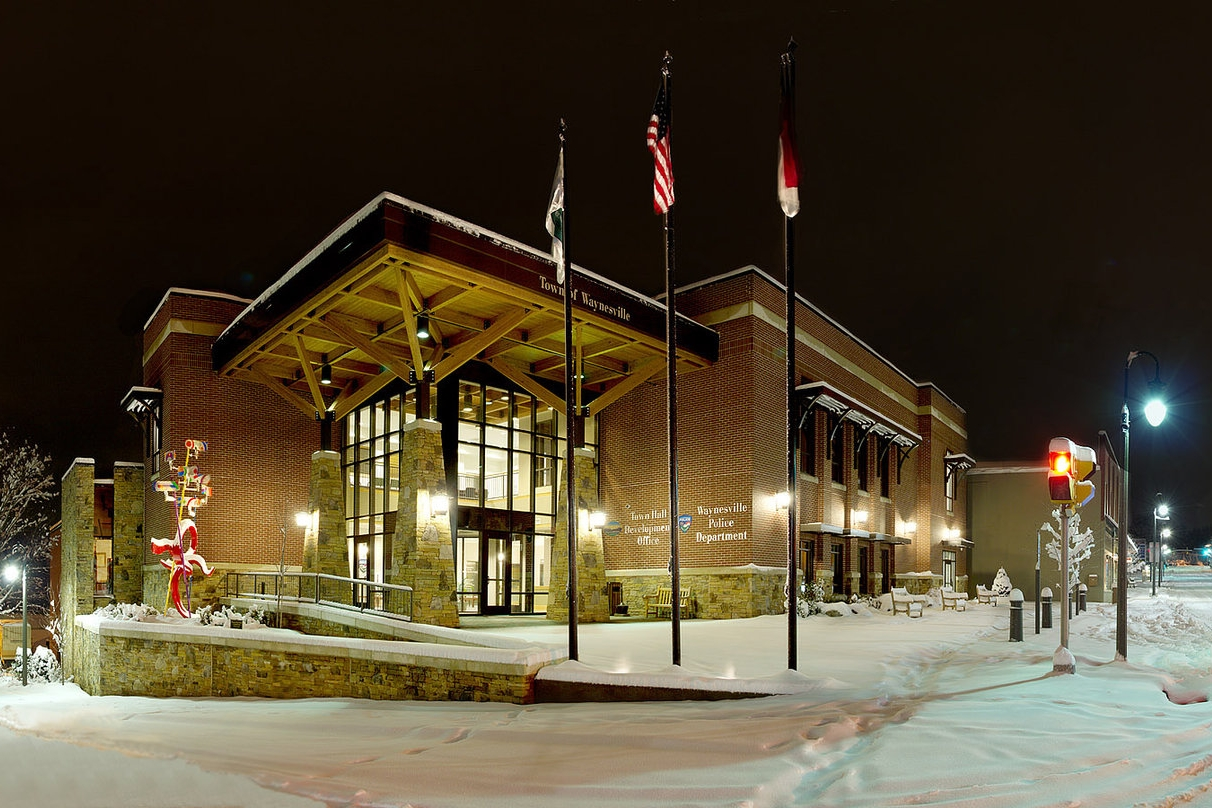 Waynesville Government Center