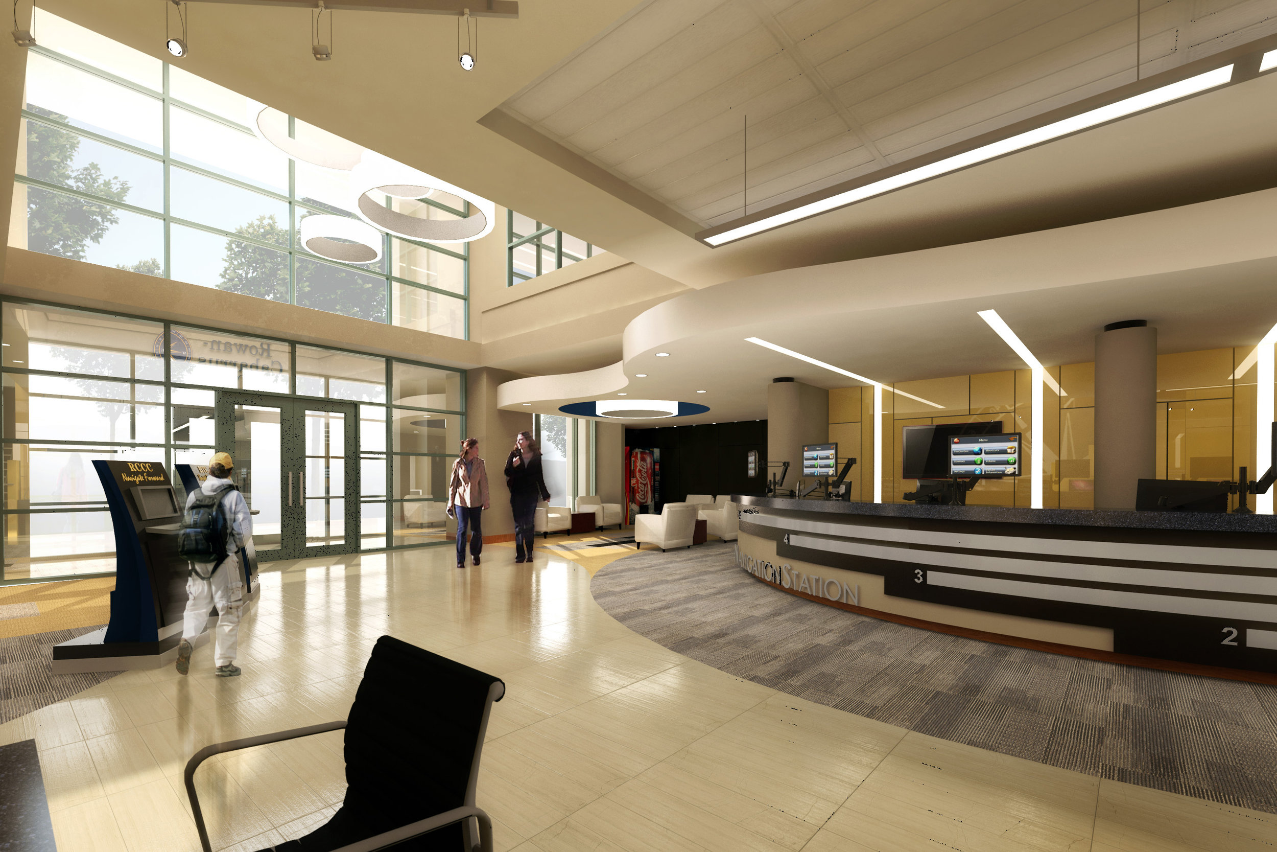 ADW-Higher-Education-RCCC-South-Campus-Concord-NC-Building-1000-Student-Services-Renovation-Rendering-Entry.jpg