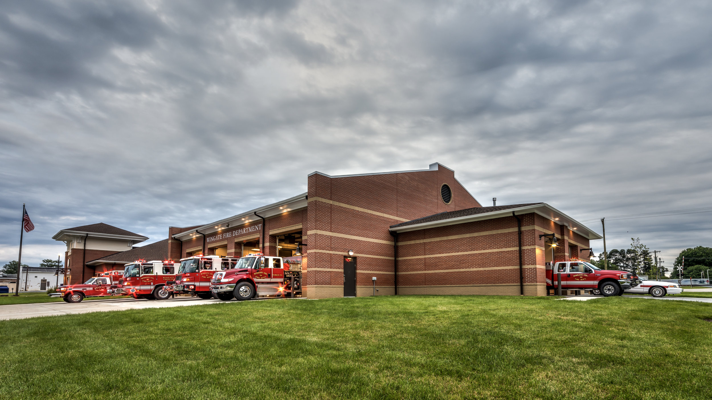 ADW-Civic-Public-Safety-Town-Hall-Fire-Station-Wingate-NC-Exterior-5.jpg