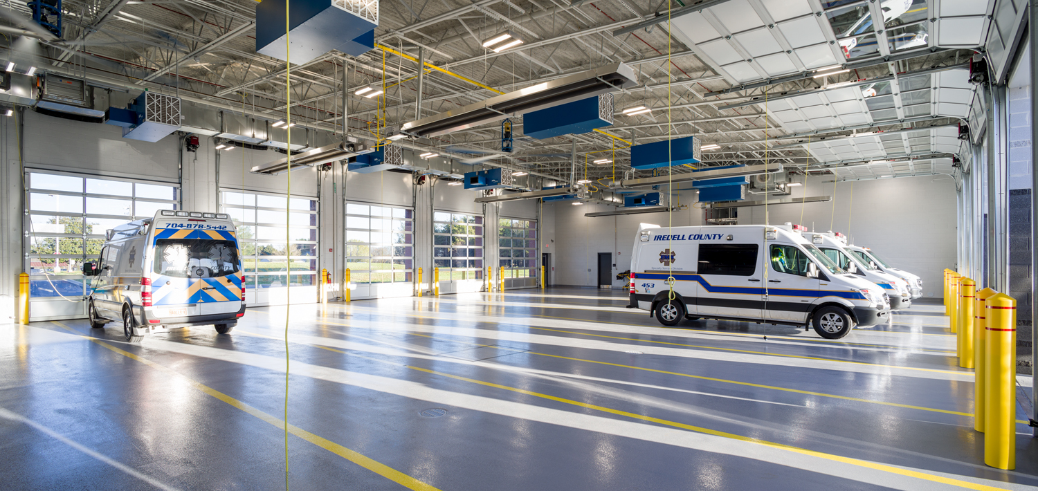 Iredell County PSC_interior bays.jpg