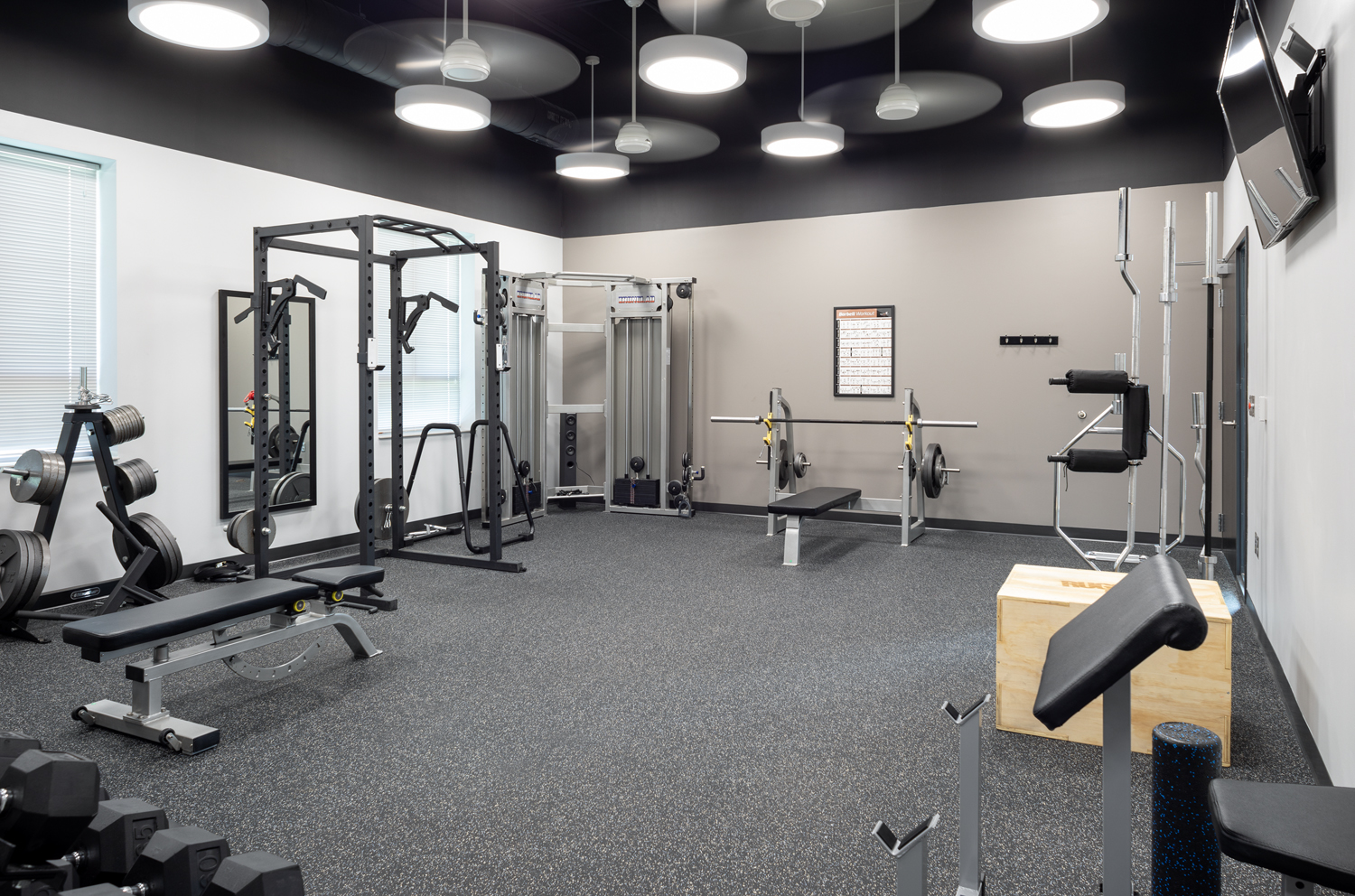 Iredell County PSC_interior gym.jpg