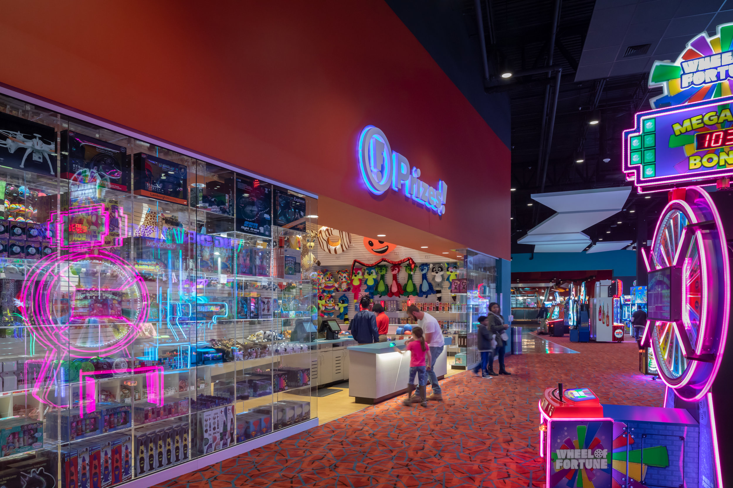 ADW-Entertainment-Frankie's-Fun-Park-Huntersville-NC-Interior-Redemption Entrance.jpg
