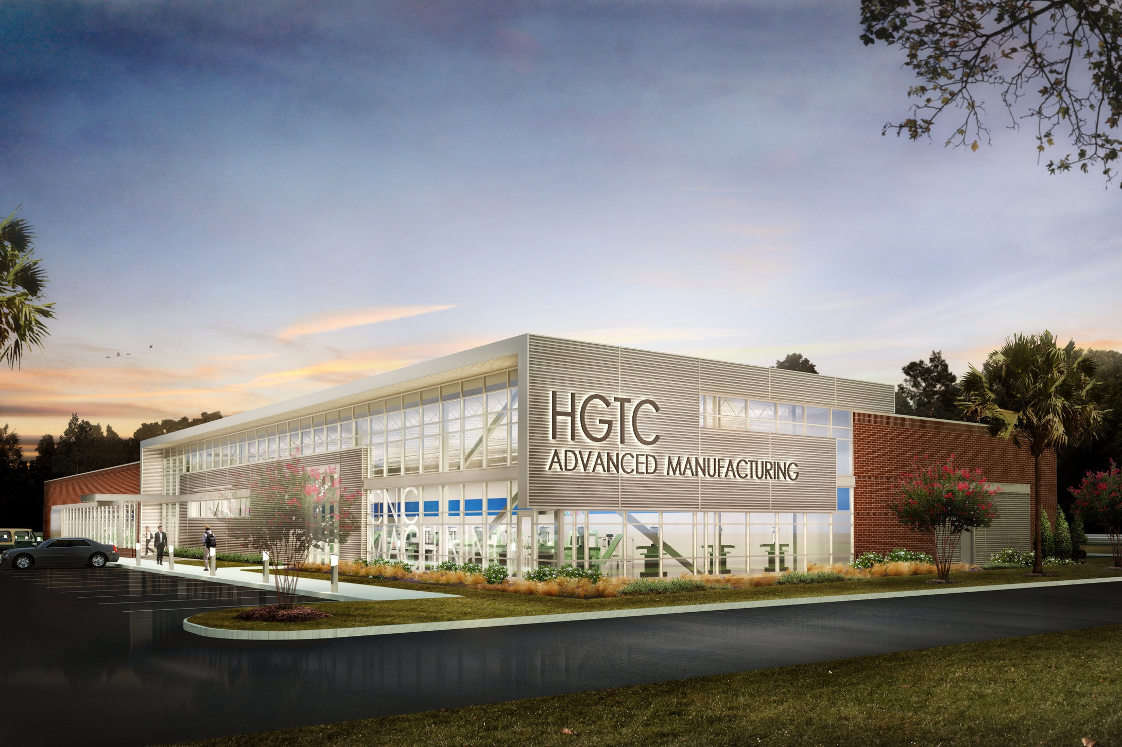 horry georgetown technical college advanced manufacturing center