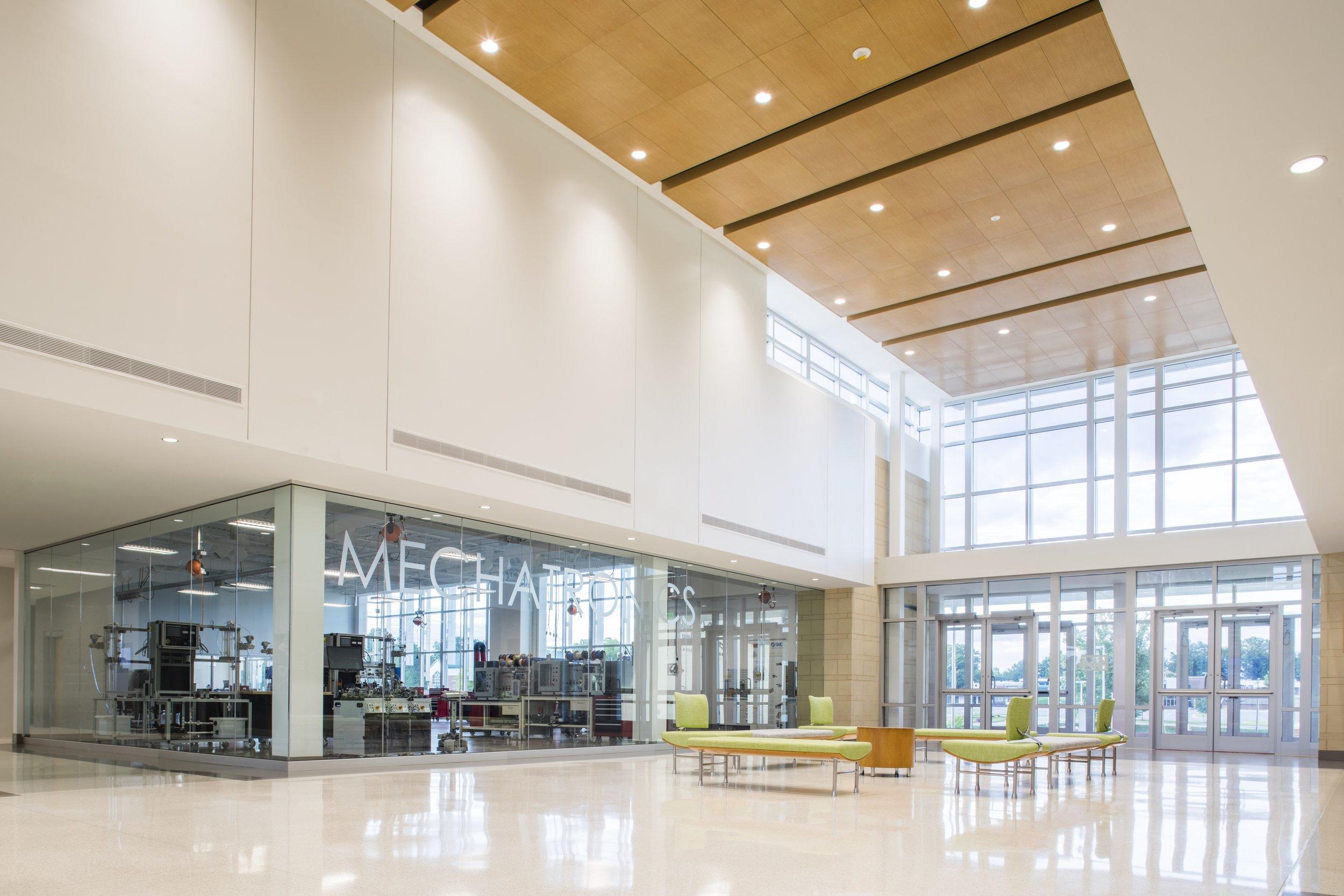 ADW-Higher-Education-CVCC-Hickory-NC-Workforce-Solutions-Interior-Lobby 2.jpg