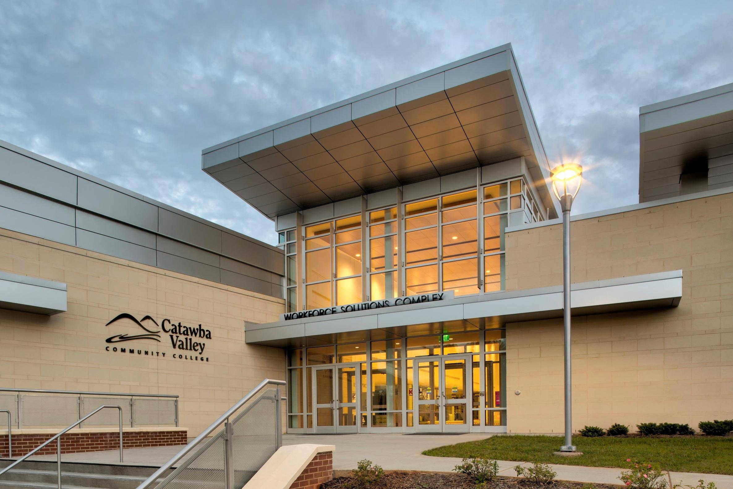 CVCC Workforce Solutions Complex
