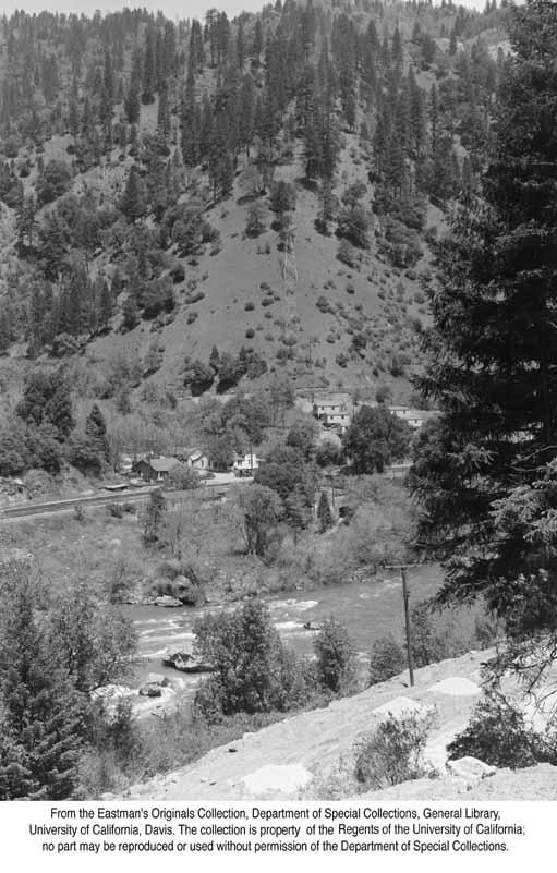 1948,Pulga, Feather River Canyon.jpg