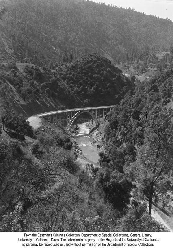 1838, West Branch Bridge, Feather River Canyon.jpg