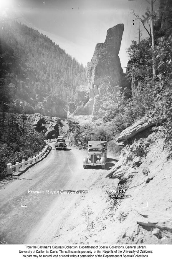 1936, Feather River Canyon.jpg