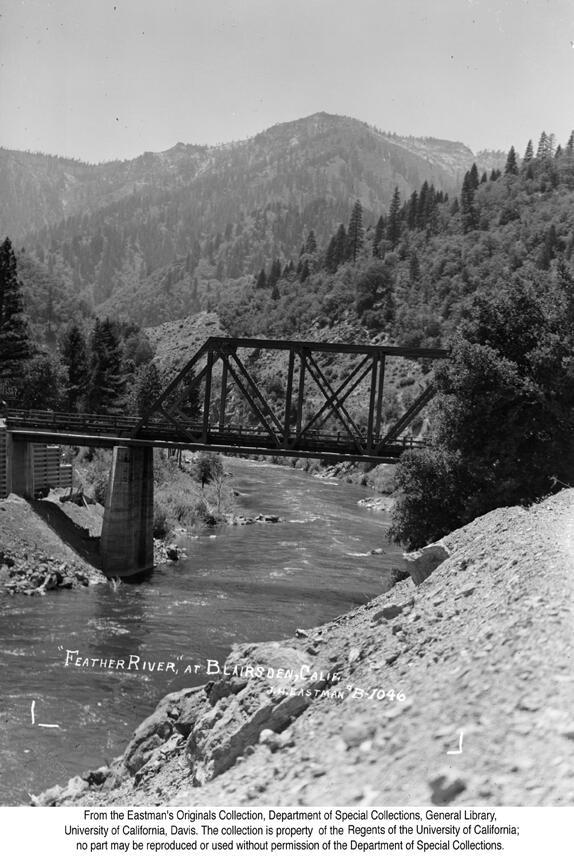 1939, Feather River at Blairsden .jpg