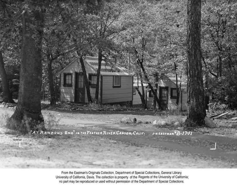 1941, Rainbows End in the Feather River Canyon...jpg