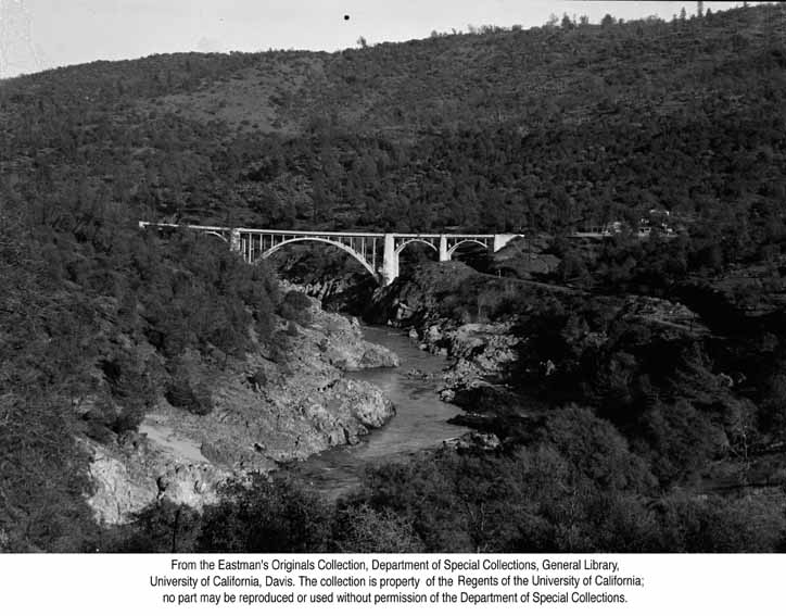 1948 Bridge over the Feather River  (Demolished in 1965).jpg