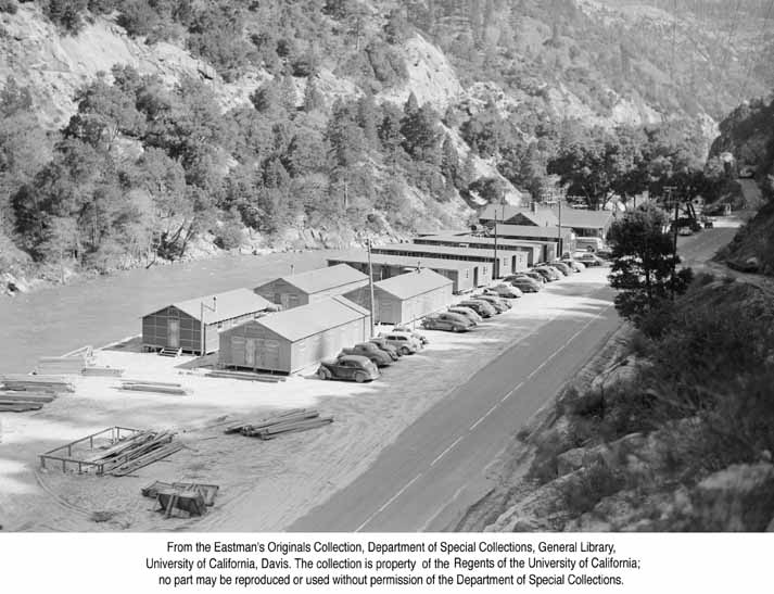 1948 Construction Camp in the Feather River Canyon.jpg