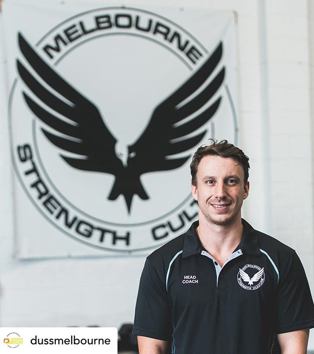Pretty happy to announce that I have been asked to present at the @deakinuniversity  @dussmelbourne  networking evening next Wednesday on my journey so far in the Sports Science/ Strength and Conditioning scene here in Australia.  Last time I was asked to present to the 1st year Sports Science Students I jokingly said that I felt like I had gained a majority of my knowledge off YouTube and that my degree should be seen as a 'YouTube Major'... however in the past couple years my mindset has shifted and I truely am glad I started my career learning from Deakin. Looking forward to some great discussions with plenty of new faces.  If you are a student of Deakin and would like to come down please message @dussmelbourne for your tickets! #strengthculture #huntprogression —————————— Posted @withrepost • @dussmelbourne We're excited to announce the guests that we'll be expecting for the Speed Networking Night on April 10th! 👍  Introducing Jamie Smith!  Jamie is a former Deakin student, graduating with a bachelors in Exercise/Sports Science. Jamie is a registered coach with Powerlifting Australia and has interned for high performance company Cressey Sports Performance in the USA. He is currently the owner and director of coaching at @melbournestrengthculture.  Don't miss this opportunity to catch Jamie at our Speed Networking Night on 10th April, 7pm at Burwood Corporate Centre (BCC)  Just 8 more days! Grab your tickets now: trybooking.com/BAWZK (ALSO IN BIO)  #duss #deakinuniversity #speednetworking #melbournestrengthculture