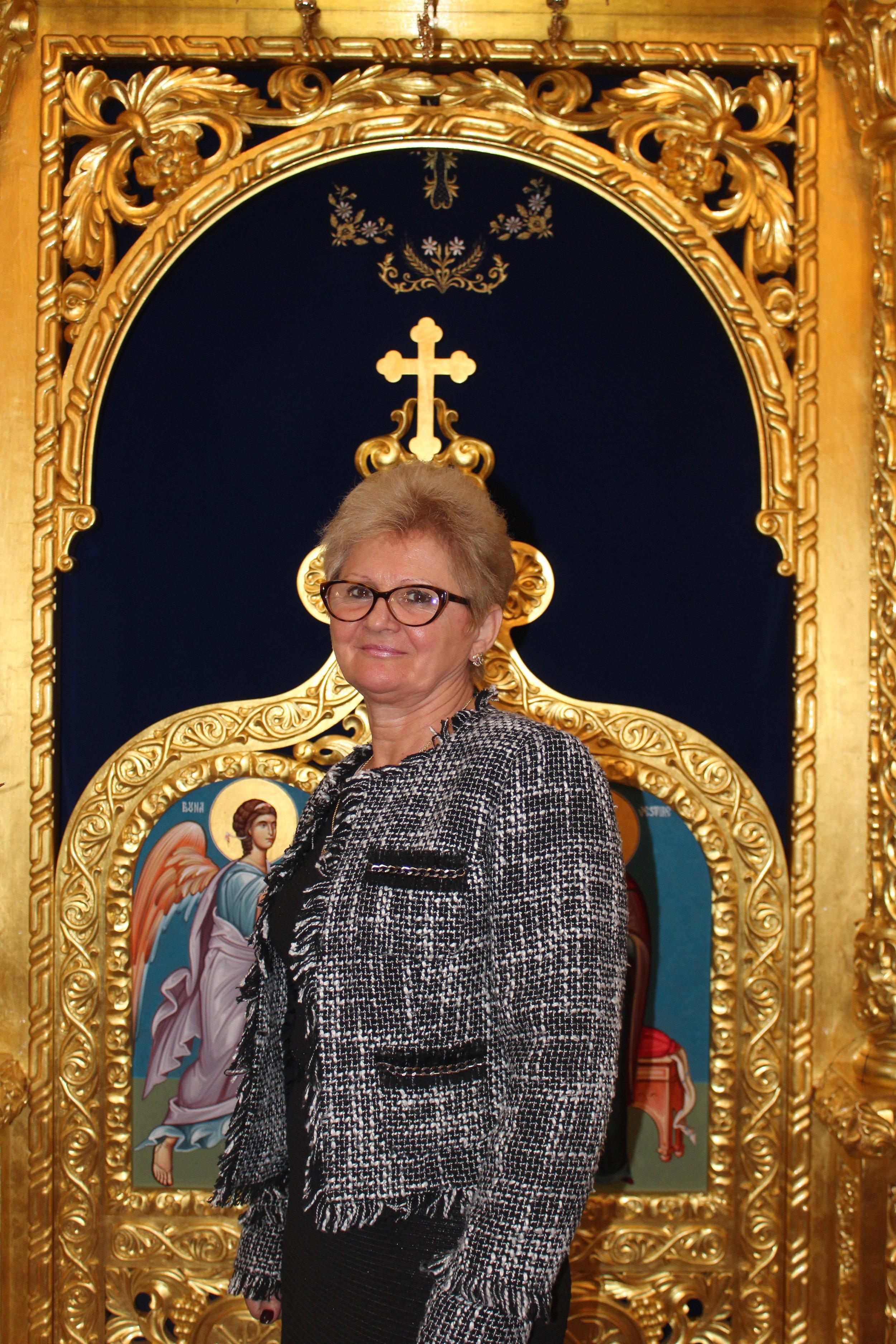 Vicepreședinte : Mariana Petruțoni