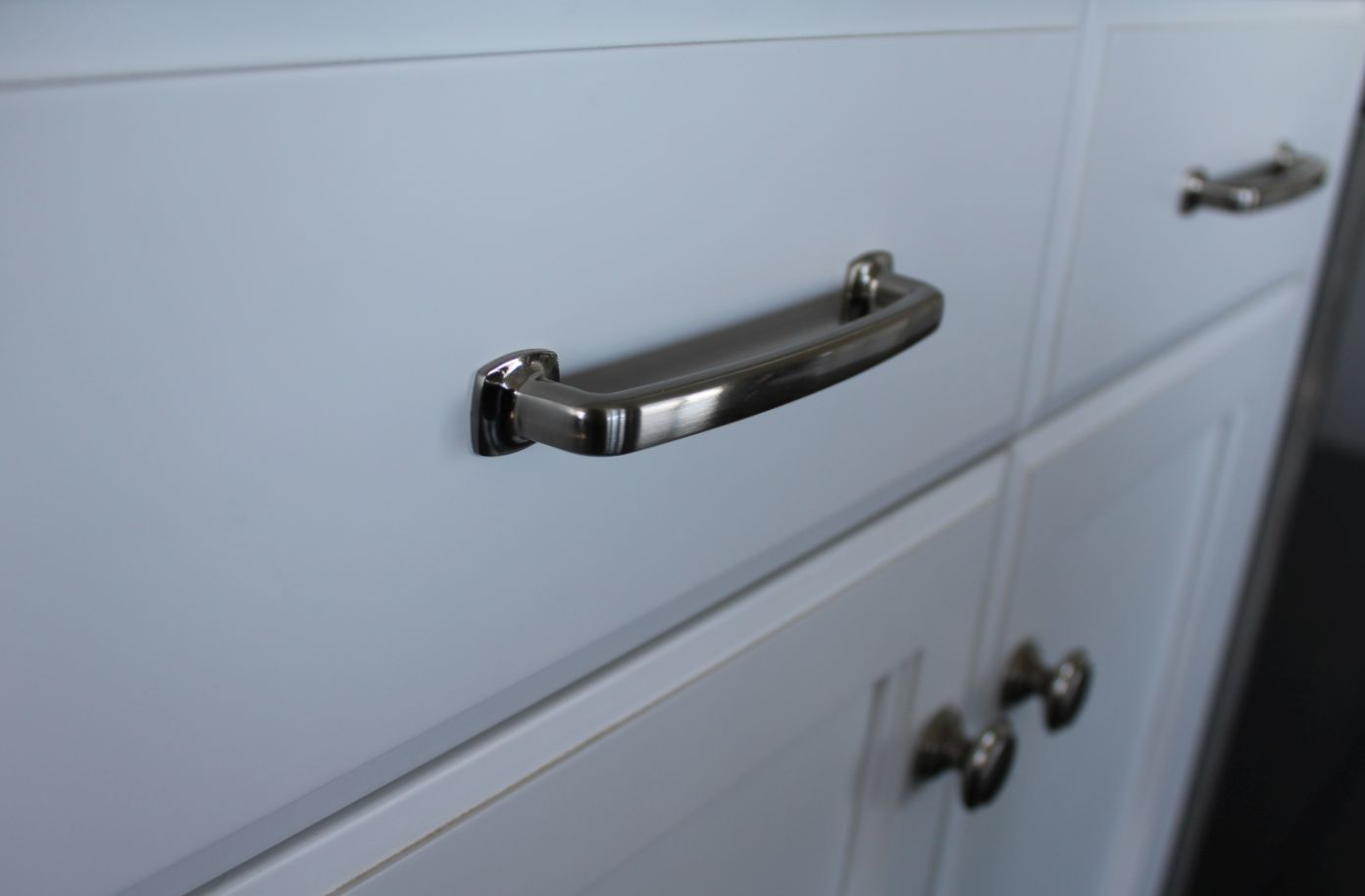 The right kind of cabinet hardware