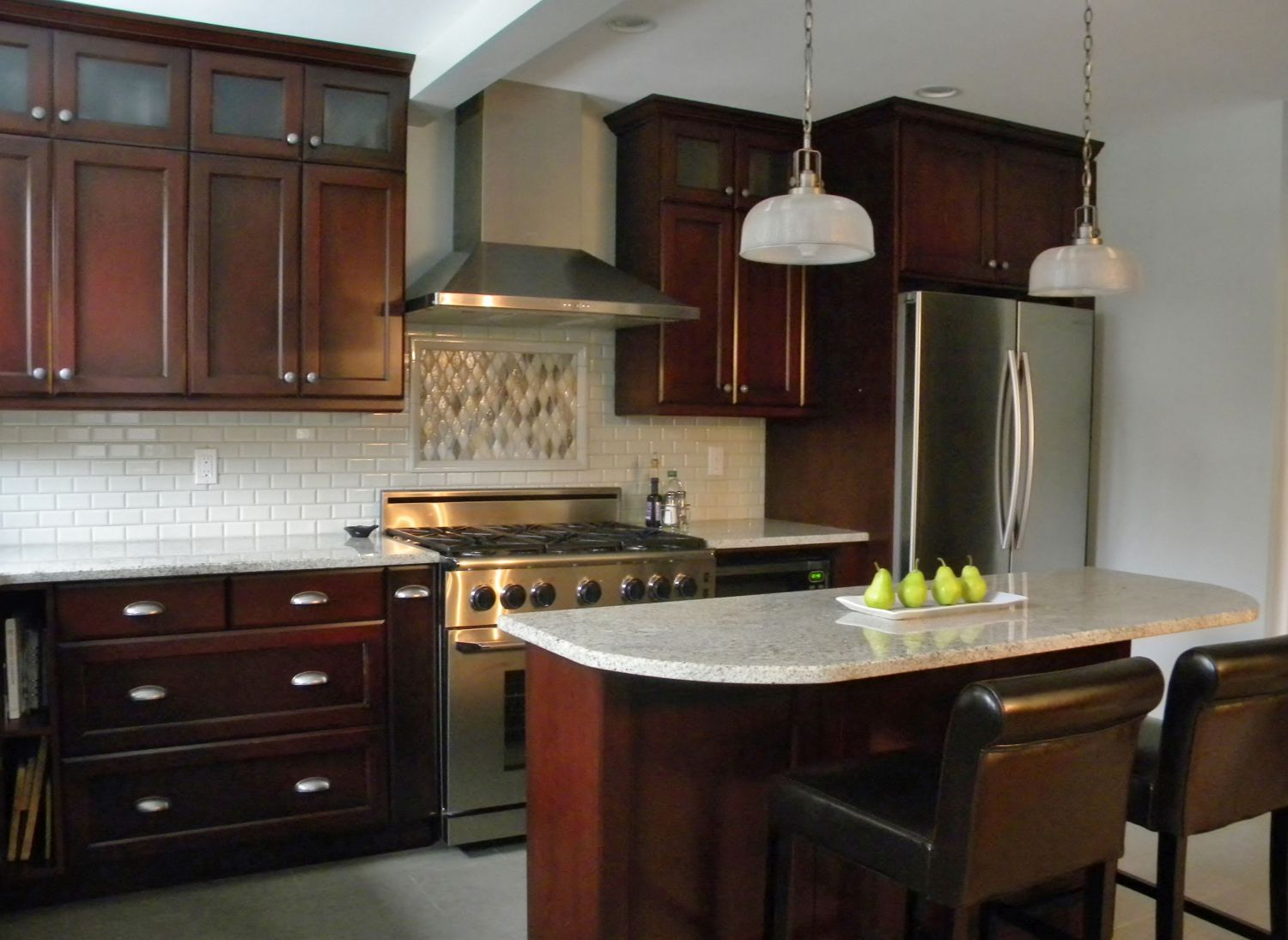 New Traditional Kitchen & Bath - Nanuet NY