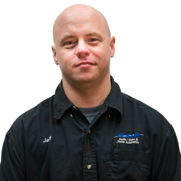 Jeff T |  Senior Low Voltage Technician