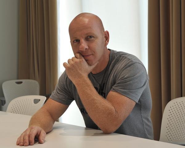Mariusz Karnas , the founder of H&M Flooring Design