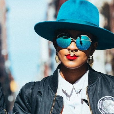 Coco & Breezy     Founded by twin designers Corianna and Brianna Dotson,   Coco and Breezy   has the  statement sunnies that will have you channeling your inner Queen B in no time.  And with everything from unexpected collabs to major celeb cred, these babes are seriously SLAYING the game.