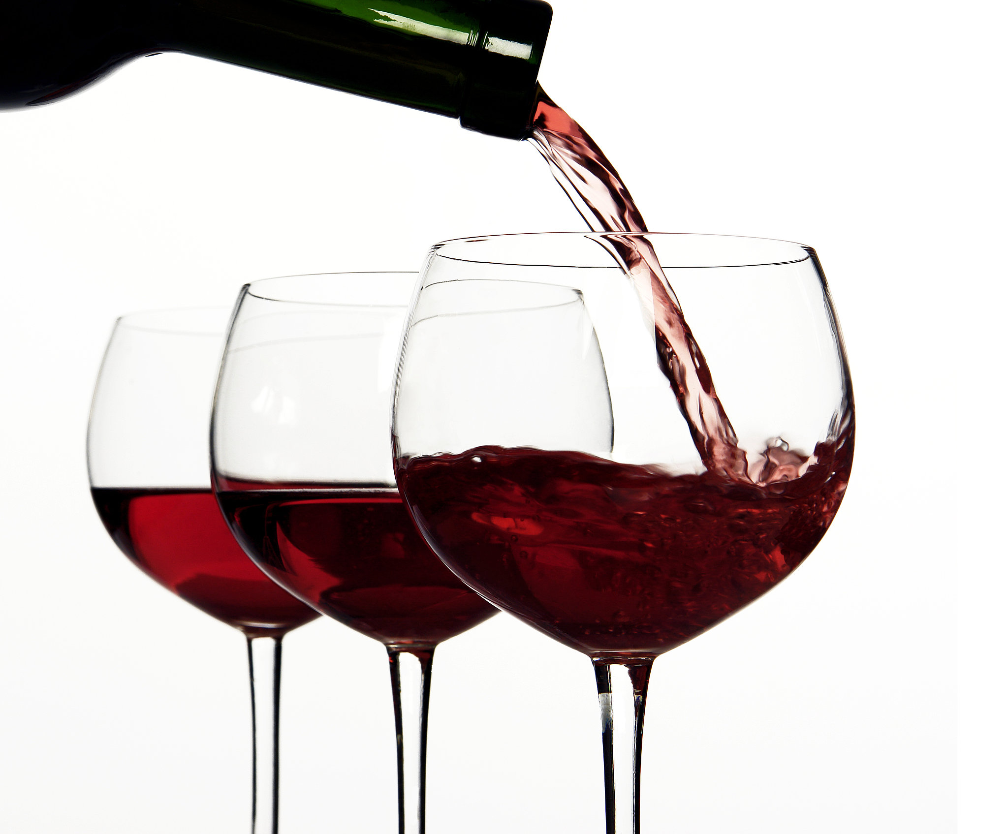 Red wine   Red wine may be the sexiest alcoholic beverage out there, but scientific proof of its aphrodisiac properties isn't quite verified. However, sipping a velvety smooth merlot -- in moderation -- can increase blood flow, provide a warm, tingly feeling, relax your body and reduce your inhibitions, turning on the sexiness. But remember, overdoing alcohol intake may thwart your performance in the bedroom!   Verdict:  Red wine may reduce your inhibitions, but there's no evidence of it boosting your libido.