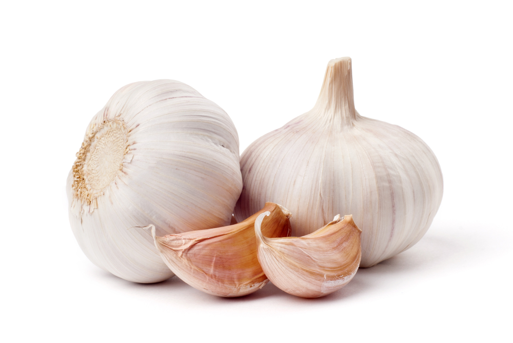Garlic   OK, so maybe not before a first date, but you should start eating more garlic because it not only helps every meal taste better, but it's also  full of medicinal properties that will keep you in tip top shape ! Garlic has been used for centuries to treat high blood pressure and as an anti-microbial, but consistent garlic consumption may even help prevent cancer and reduce inflammation thanks to the sulfur-compounds it contains.  Listen to Hippocrates and let food be thy medicine!