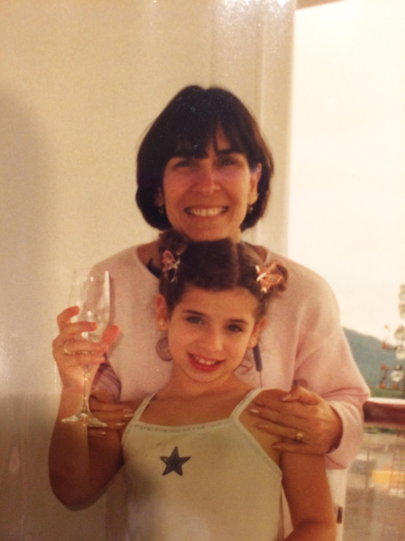 Mama Magda and baby S.