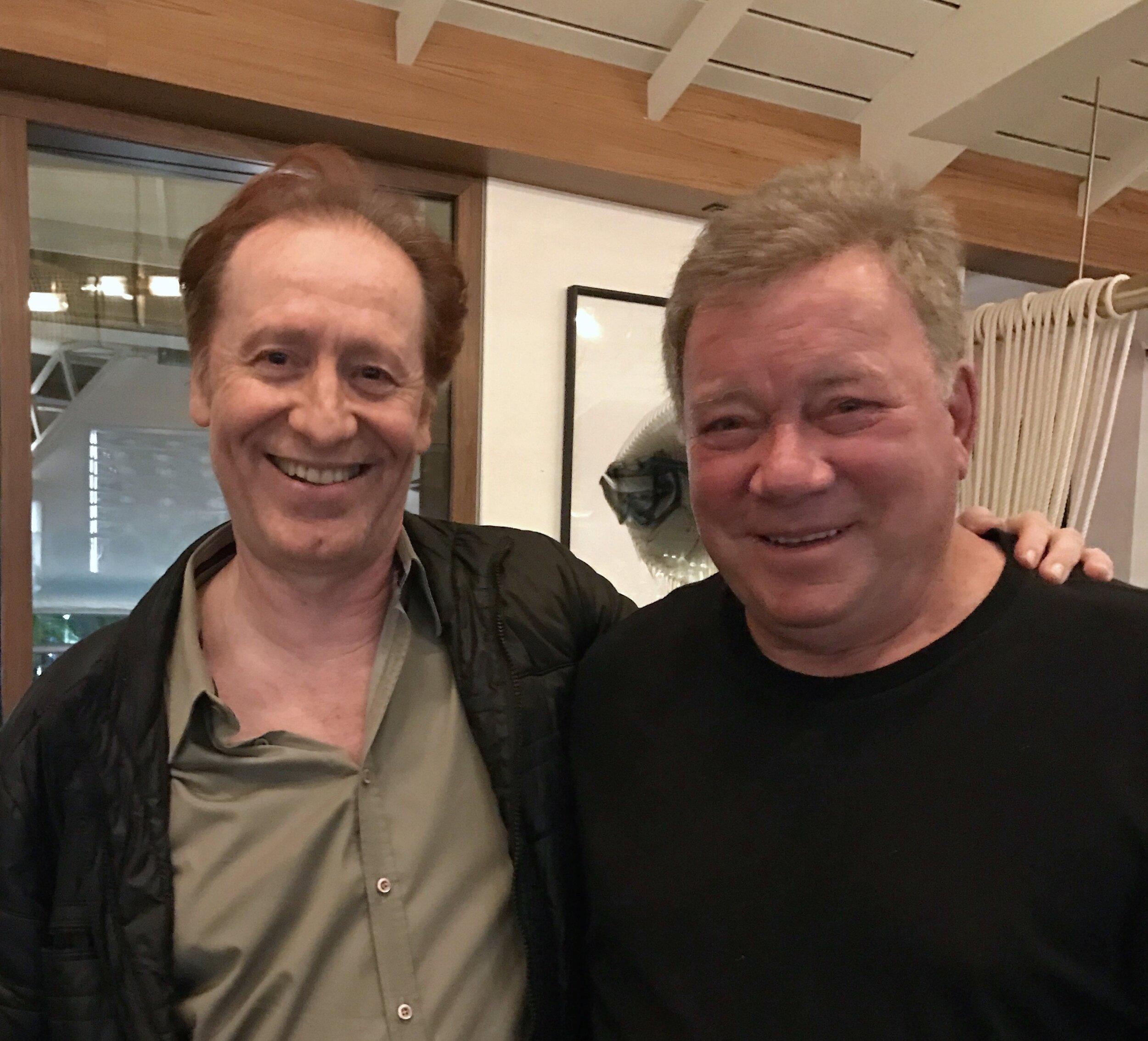 """""""Star Trek"""" nephew & uncle characters reunite in 2019"""