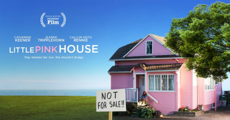 "Santa Barbara International Film Festival World Premiere of ""Little Pink House"""