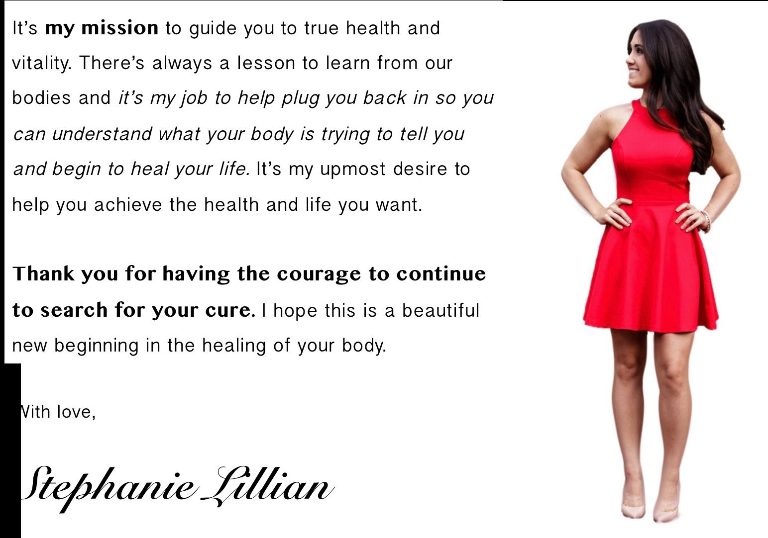 About Stephanie Lillian